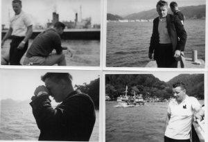 Lake Towada Trip Sept 1962
